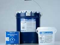 Гидроизоляционная мастика Bitumast