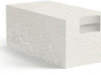 Блоки газобетонные плоскоповерхностные производства